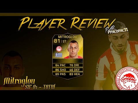 FUT 14 | Player Review : Konstantinos Mitroglou SIF 81