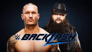 WWE BACKLASH 2016 ORAKEL | Randy Orton vs. Bray Wyatt | Let's Play WWE 2K16