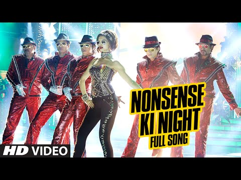 OFFICIAL: 'Nonsense Ki Night' FULL VIDEO Song | Happy New Year | Shah Rukh Khan | Mika Singh