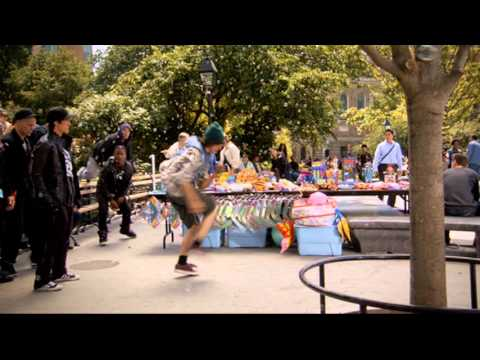 Moose Challenge Step Up 3 video