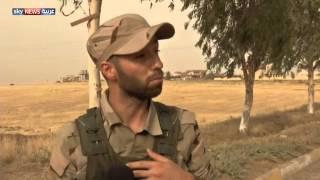 انخراط الأكراد في