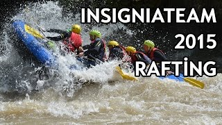 InsigniaTeam 2015 Rafting