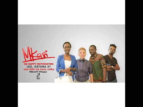Mkasi | S10E07 With Miss Tanzania 2013/14 - Happy Watimanywa