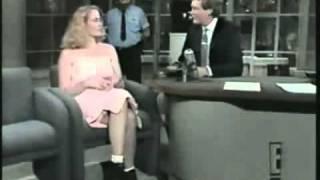 1986 - Cybill Shepherd in a towel:)