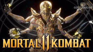 "The Richest Kollector You Will Ever See! - Mortal Kombat 11: ""Kollector"" Gameplay"