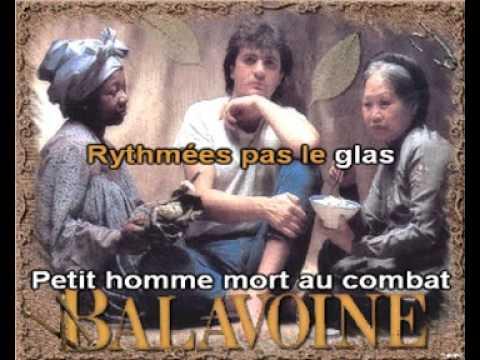 Balavoine, Daniel - Petit Homme Mort Au Combat