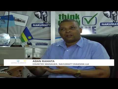Tracking Rwanda