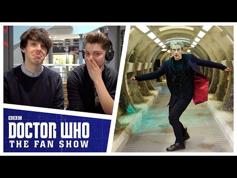 Doctor Who: The Fan Show - Peter Capaldi Is Leaving Doctor Who