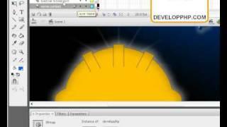 Flash Tutorials CS3 CS4 ActionScript 3.0 Website