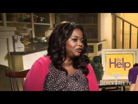 Octavia Spencer & Jessica Chastain talk about The HELP