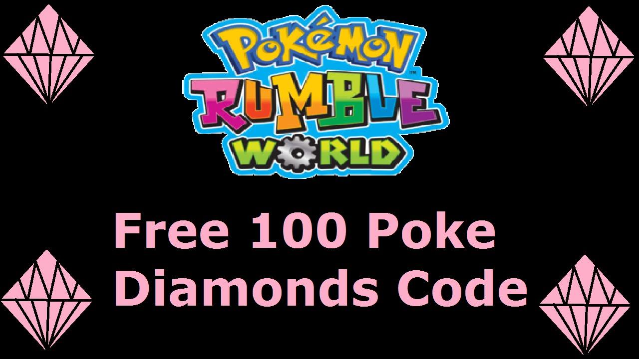 Pokemon Rumble World Legendaries Pokemon Rumble World 100 Poke