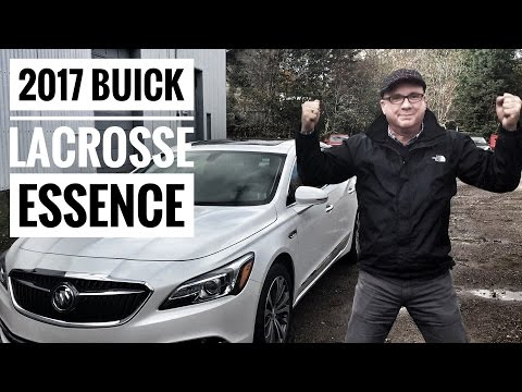 2017 Buick LaCrosse Essence Road Test and Review | Pye Chevrolet Buick GMC