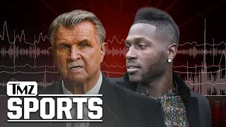 Mike Ditka Says Raiders Should Move On from Antonio Brown, 'Wish Him the Best' | TMZ Sports