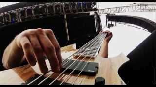 B.C. Rich - Paolo Gregoletto Warlock bass