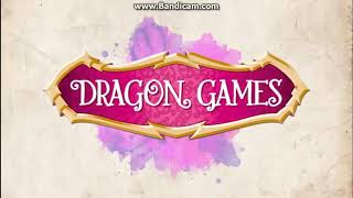 Ever After High Dragon Games Ep. 1 - Shatter the Mirror