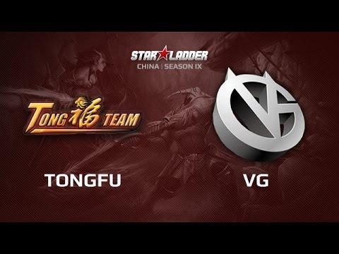 VG -vs- TongFu, Star Series China Day 7 Game 4