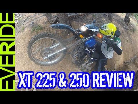 Yamaha XT 250 & XT 225