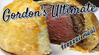Gordon Ramsay's Ultimate Beef Wellington (Easy Freezer Meals)