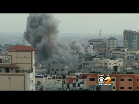 Israel And Hamas Agree To Open Ended Cease Fire