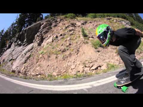 Longboarding, Maryhill Freeride to Menlo Park Skate Jam, Part 2