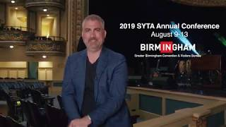 American Idol Winner Taylor Hicks Invites You to the 2019 SYTA Annual Conference