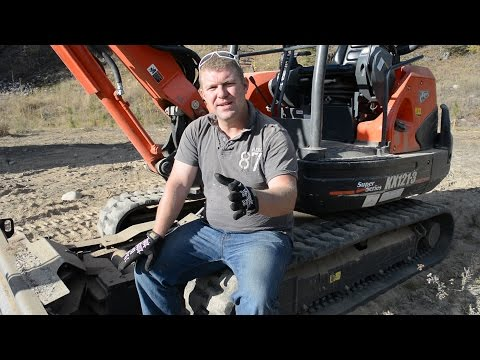 WATCH THIS VIDEO Before Renting a KUBOTA EXCAVATOR!
