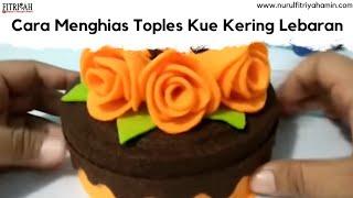 download lagu Cara Menghias Toples Kue Kering Untuk Lebaran gratis