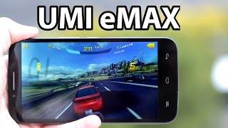 Umi eMax, review en español - El movil de la BATERIA