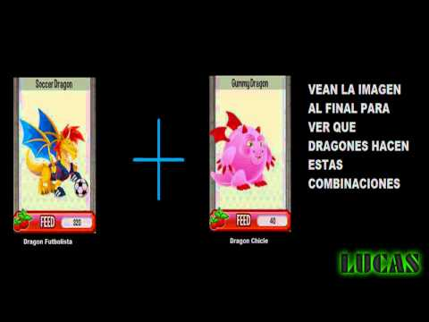 Combinaciones De Dragon City: Dragones Legendarios Y Pedidos