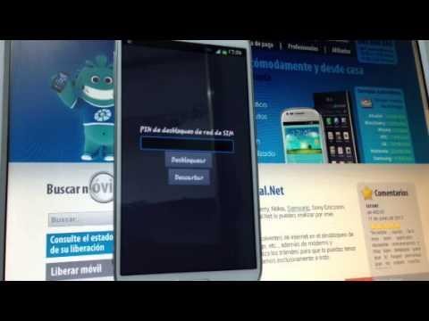 Liberar Samsung Galaxy S4. desbloquear i9505 por código imei