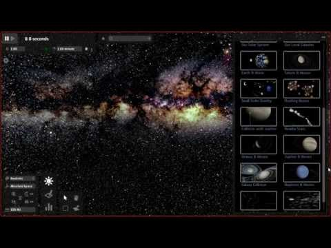 Let's Play Universe Sandbox [part 1 | german | deutsch]