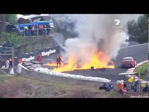 Accidentes, Coches de Carrera