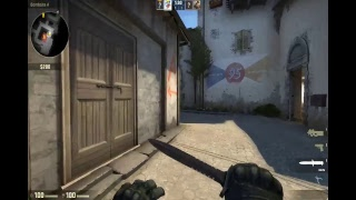 NOOB PLAYING CS FOR FUN!!!