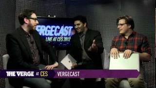 The Vergecast at CES 2012_ Day Zero