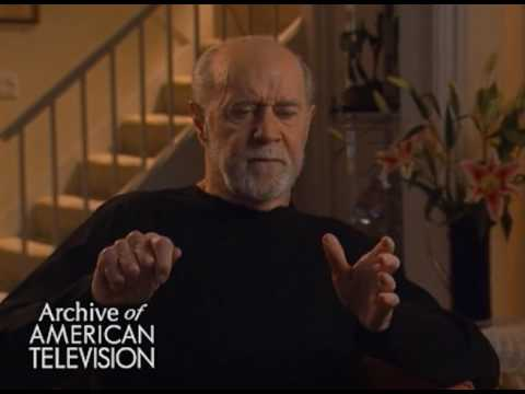 George Carlin on his reaction to the Supreme Court case about his Seven dirty words