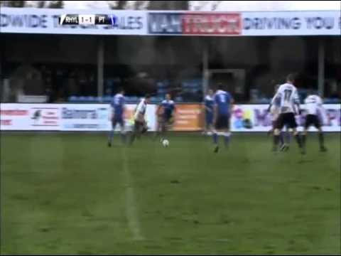 Rhyl FC 5-2 Port Talbot Town