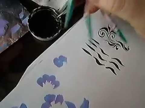 учимся рисовать2