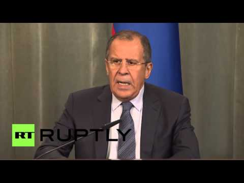 Russia: Lavrov and OSCE call for hundreds of additional observers in Ukraine