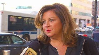 'Dance Moms' Star Abby Lee Miller Gets Feisty Before Court Appearance