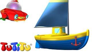 thuyền   TuTiTu - Đồ chơi trở nên sống động   TuTiTu Đồ chơi