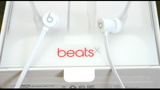 Beats X Wireless Unboxing, Setup and Review!