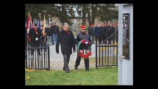 2018 Remembrance Day Parade in Kahnawake