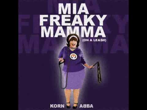 Korn vs ABBA (mashup by MadMixMustang)