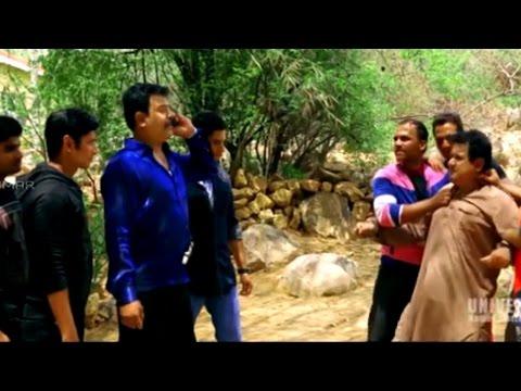 Mujju Bhai Kinapped Sajid Khan Action Scene    Gullu Dada 4 Movie video