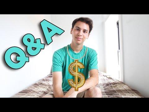 How I Make Money on YouTube – Josh Katz