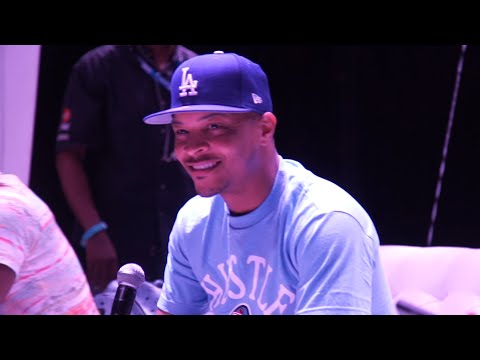T.I. Talks About How He Feels About Troy Ave. After Club Shooting
