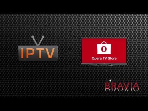 IPTV EN SONY BRAVIA CON LISTA DE CANALES