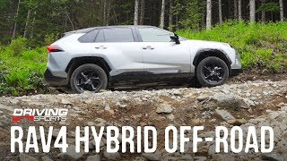 2019 Toyota RAV4 Hybrid XSE Review and Off-Road Test