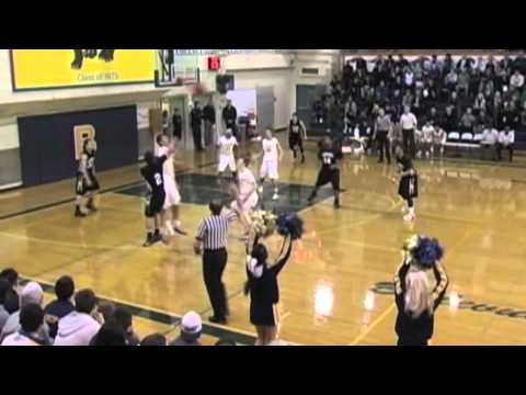 "Cole Walton 6' 11"" Forward - Highlights 2011-12"