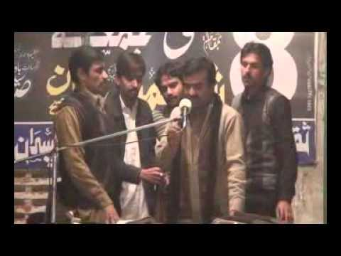 Zakir Qazi Waseem Abbas  New Qasida  2015  Khuda Nai Montkhib Kr K Wasyaa Ghar Khadija S.a Daa  video
